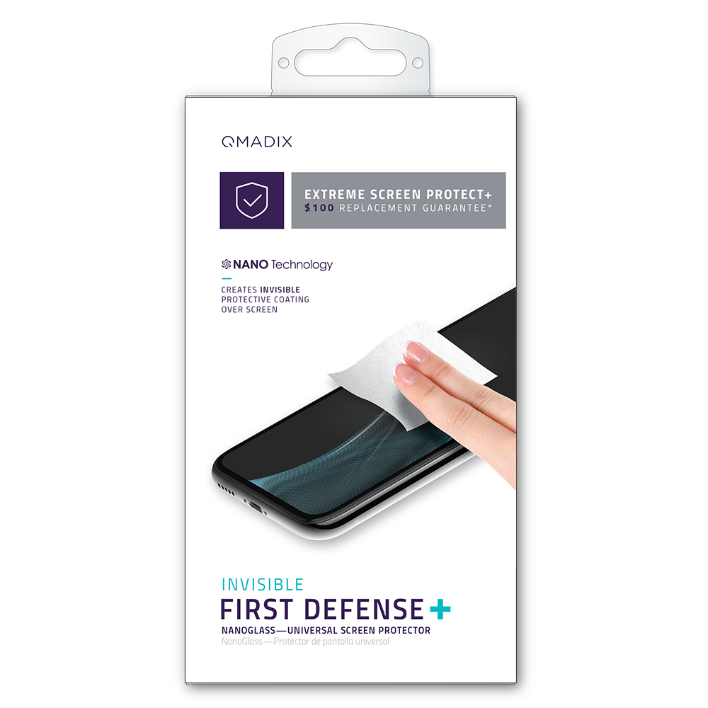 wholesale cellphone accessories QMADIX LIQUID SCREEN PROTECTION