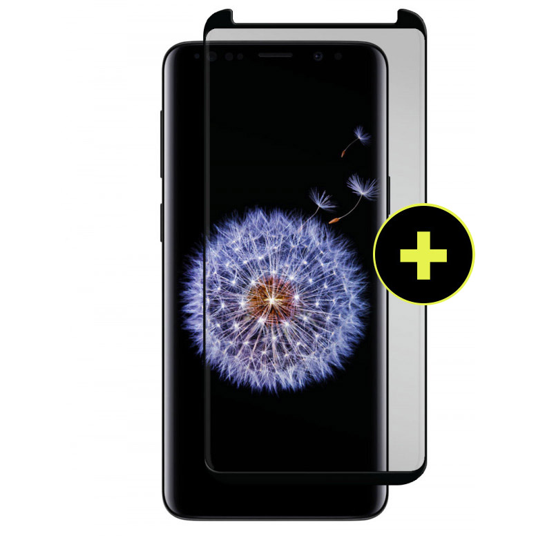 wholesale cellphone accessories GADGET GUARD BLACK ICE PLUS CORNICE CURVED GLASS