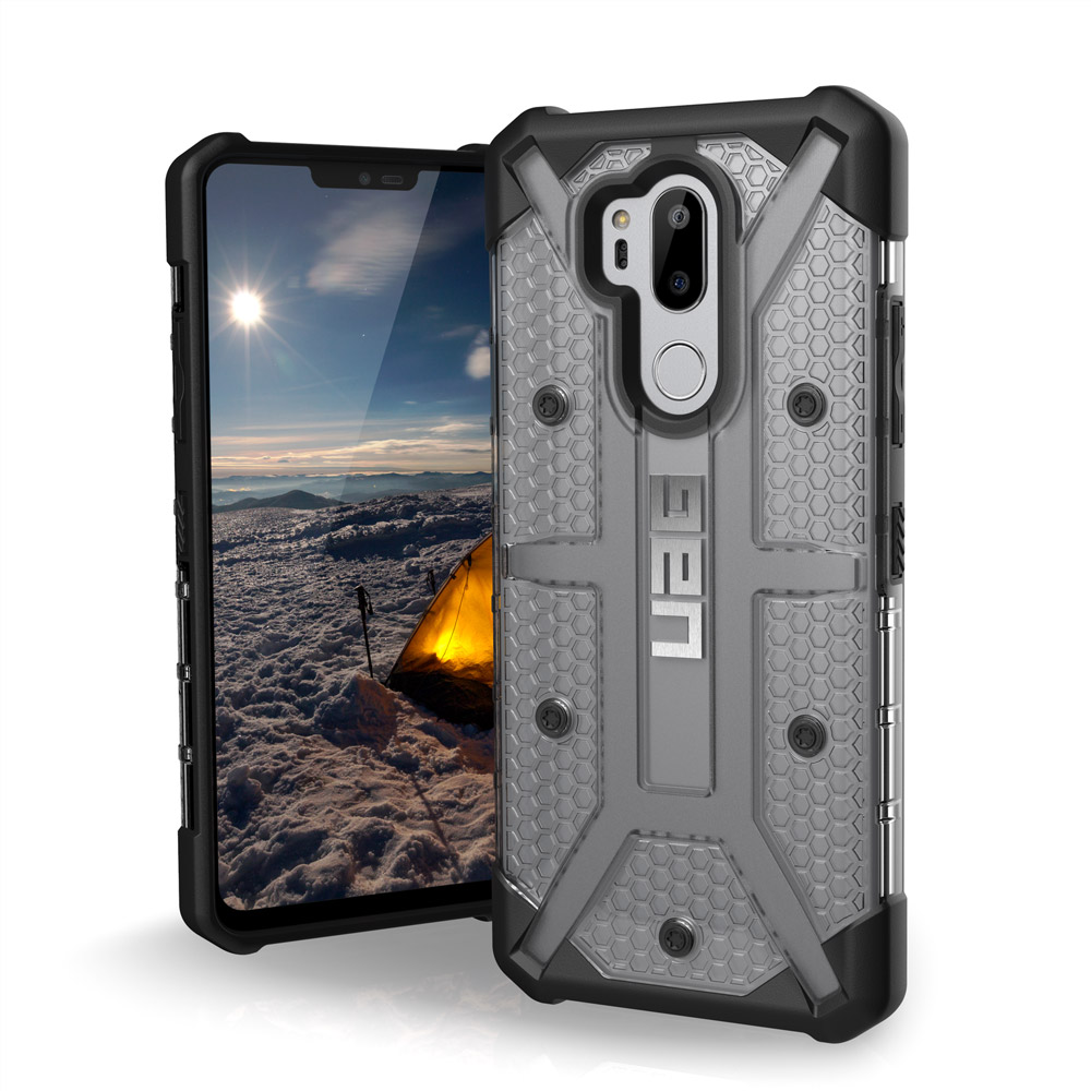 size 40 65972 48371 Urban Armor Gear (uag) - Plasma Case For Lg G7 Thinq - Ice And ...